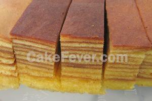 Lapis Legit ala Cakefever.com