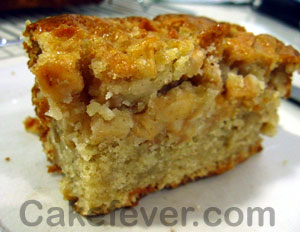 Apple Cake SmittenKitchen