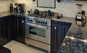 Freestanding Cooker